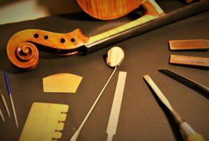 IMG 4779 300x203 - 弦楽器Polaris修理2
